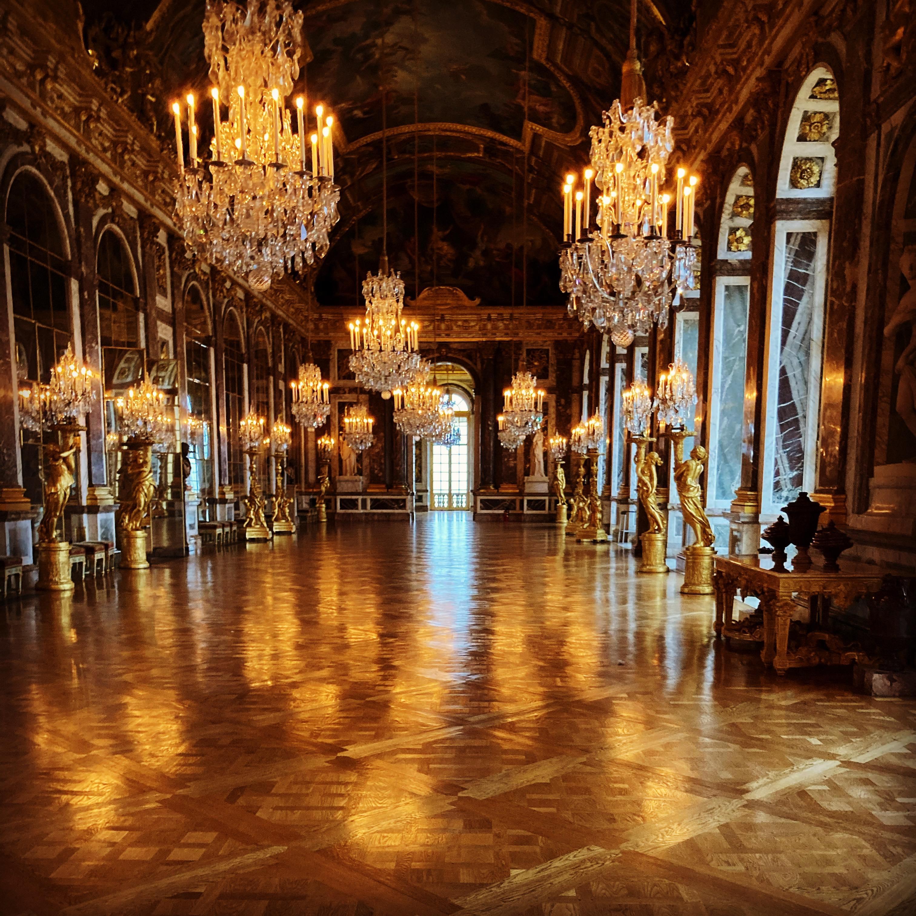 Acc&Led à Versailles !